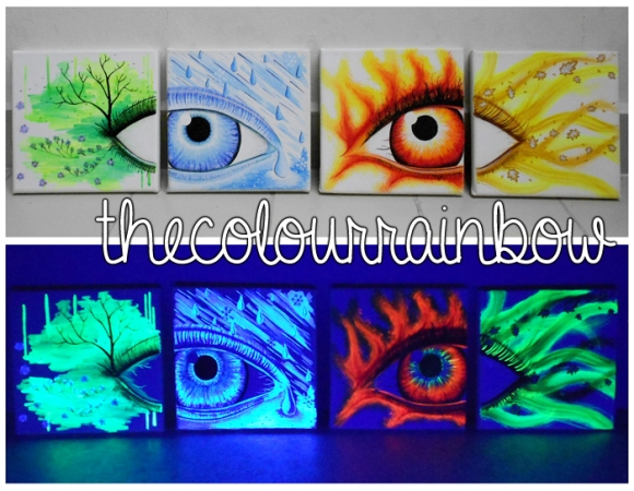 elemental eyes